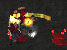Overbeast - 3D beat'em'up