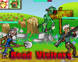 Dead Visitors Flash version