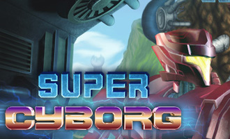 Super Cyborg Steam version