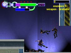 Ninja Beat'em'up screenshot-3
