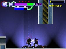 Ninja Beat'em'up screenshot-5