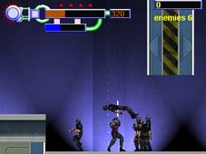 Ninja Beat'em'up screenshot-6