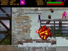 Ninja Gaiden Beta screenshot-2