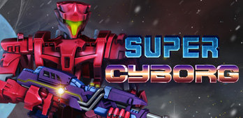 Super Cyborg Android cover