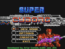 Super Cyborg Steam screenshot-1